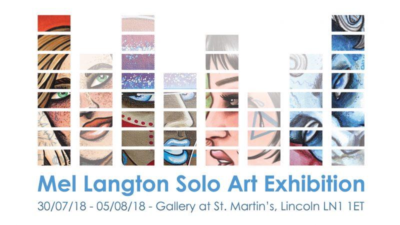 Mel Langton Art Show